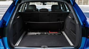 Audi S4 Avant 2016 - boot