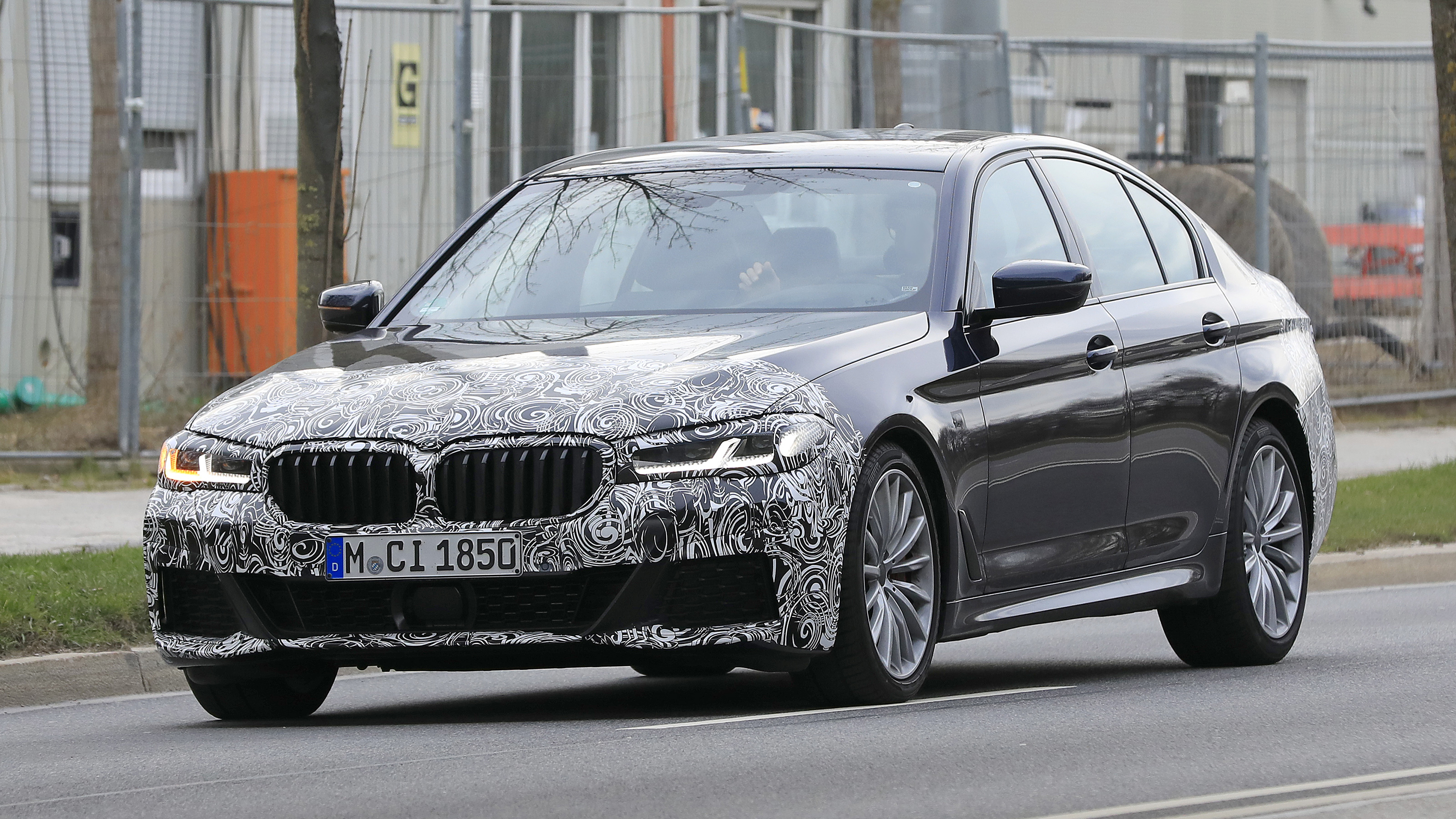 New 2020 BMW 5 Series leaked ahead of official reveal ...