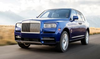 Rolls-Royce Cullinan - front