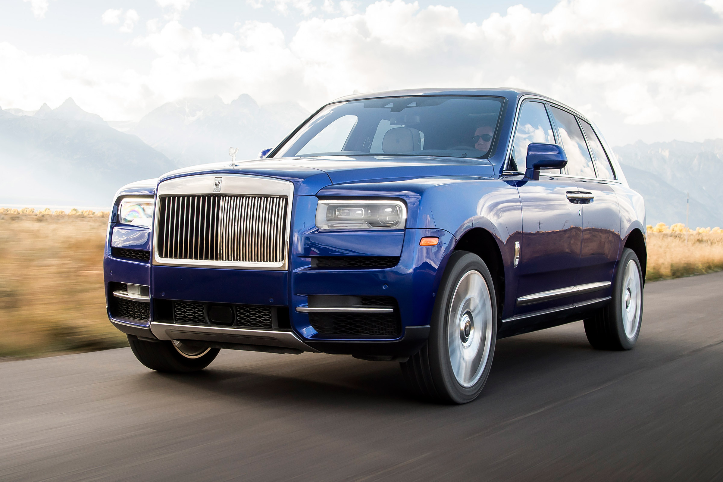New Rolls Royce Cullinan 2018 Review Auto Express