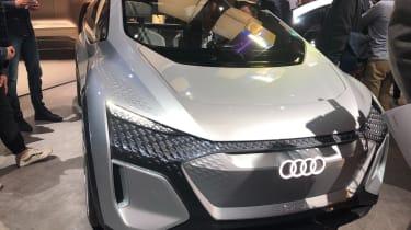 Audi AI:ME - Shanghai front
