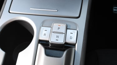 Hyundai Kona Electric - gear selector