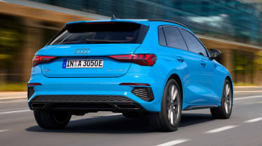 New Audi A3 40 TFSI e PHEV revealed with 41-mile electric ...