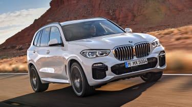 BMW X5 - front