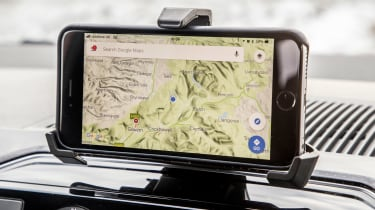 Volkswagen up! GTI - phone