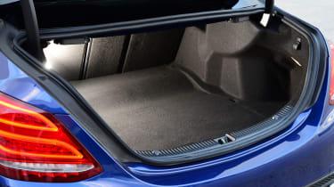 Mercedes-AMG C63 S - boot