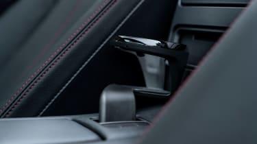 Mazda MX-5 RF - cup holder