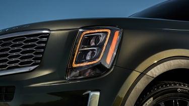 Kia Telluride - headlight