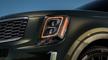 Kia Telluride - headlight