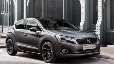 DS 4 Performance Line - front