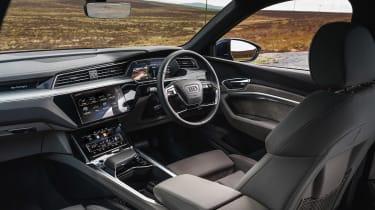 Audi e-tron - cabin