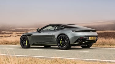 Aston Martin DB11 AMR - rear static