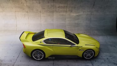 BMW 3.0 CSL Hommage - side