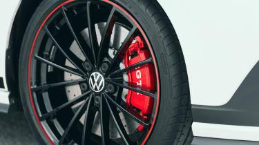 Volkswagen Golf GTI Clubsport 45 - wheel