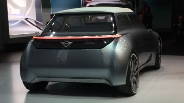 MINI Vision Next 100 concept - reveal rear