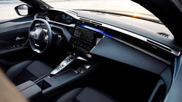 Peugeot 308 SW - cabin
