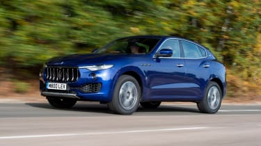 Maserati Levante used review - front