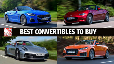 Best convertibles on sale