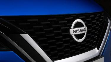 Nissan Qashqai - grille