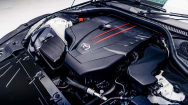 Toyota GR Supra 2.0 - engine
