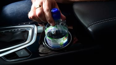 Ford Edge second report - cup holder