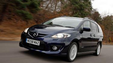 Best cars for under £3,000 - Mazda 5