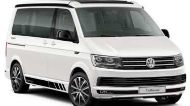 New limited-run Volkswagen California Edition