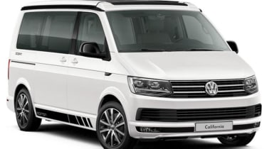 New limited-run Volkswagen California Edition