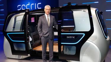 VW Sedric concept Muller