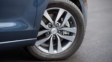 Hyundai i30 - wheel