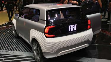 Fiat Centoventi - Geneva rear
