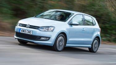 Volkswagen Polo - front