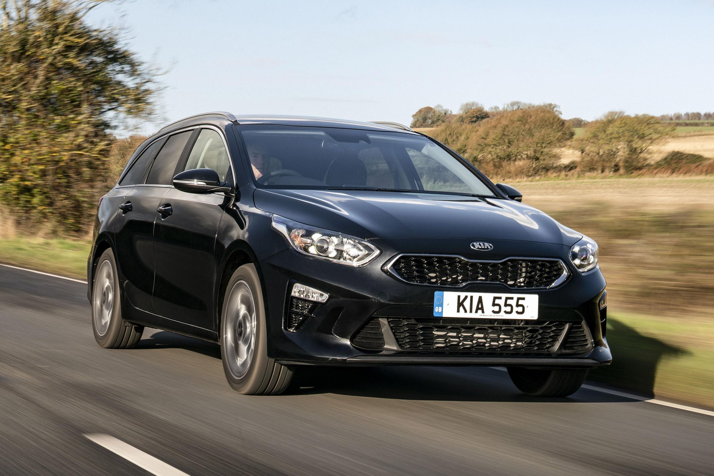 Kia Ceed Sportswagon Review Auto Express