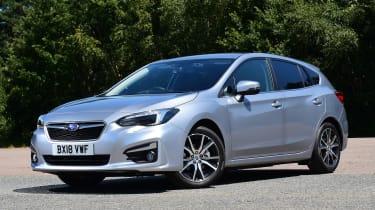 Subaru Impreza - front