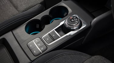 Ford Focus Active - centre console