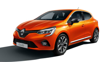 Renault Clio - studio front