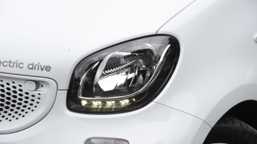 Smart ForFour ED - headlight