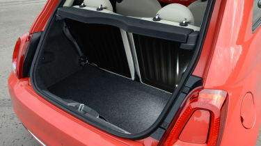 Citroen C3 Aircross - rear seats