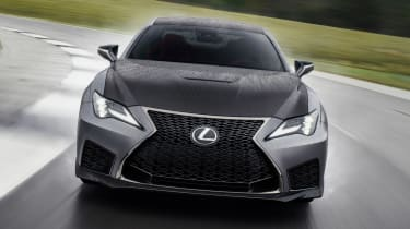Lexus RC F Track Edition - full front