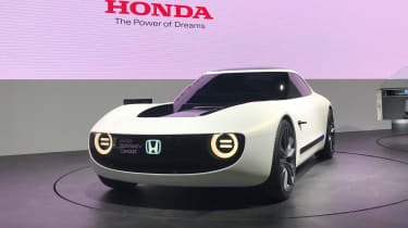 Honda Sports EV concept - front static