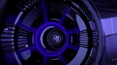 MG MAZE concept - wheel