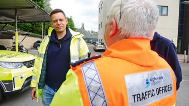 Highways England - Hugo Griffiths interview