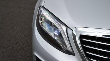 Mercedes S-Class headlight