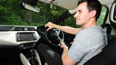 Nissan Micra long-term review - interior