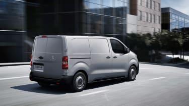 Peugeot Expert - rear