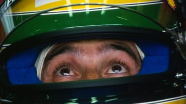 Aryton Senna British Grand Prix 1992