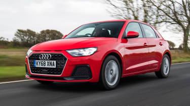 Audi A1 - front