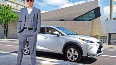 Lexus NX long-term header