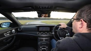 Mercedes-AMG E 63 S long termer - first report John McIlroy