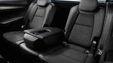 Skoda Karoq - back seats